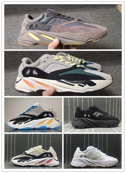 2019 New 700 chaussures de course mauve mens vague meilleure qualité casual Kanye West designer baskets hommes femmes 2019 marque bottes chaussures de basket