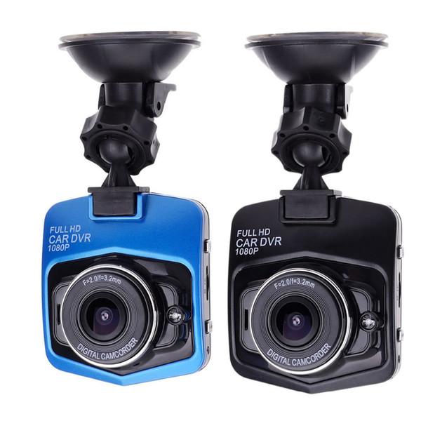El más reciente registrator Mini DVR coche DVR GT300 videocámara de la cámara de vídeo HD 1080P Aparcamiento registrador de bucle de grabación Dash Cam