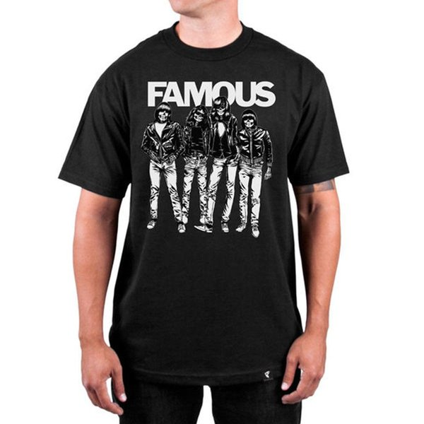 FAMOUS STARS & STRAPS Blitzkrieg T-Shirt Black S M L XL 2XL 3XL NEW