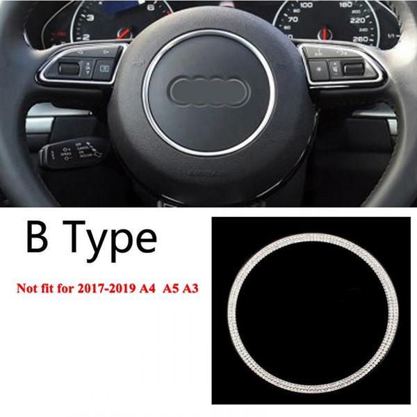 Внешний круг рулевого колеса-тип B