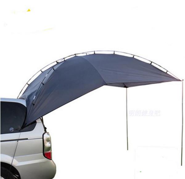 Tenda per auto all'aperto Tenda per auto Tenda da campeggio Tendalino Auto-guida TourAuto Accessori