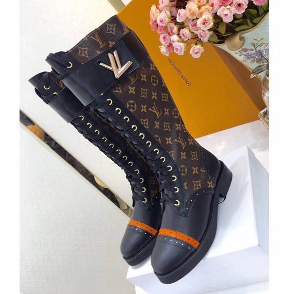 Martin botas de damas de lujo del amor del flamenco flecha de cuero botas de desierto de medallas zapatos de mujer de lujo hebilla de metal de invierno 41 42