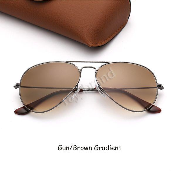 Gun-Brown Gradient