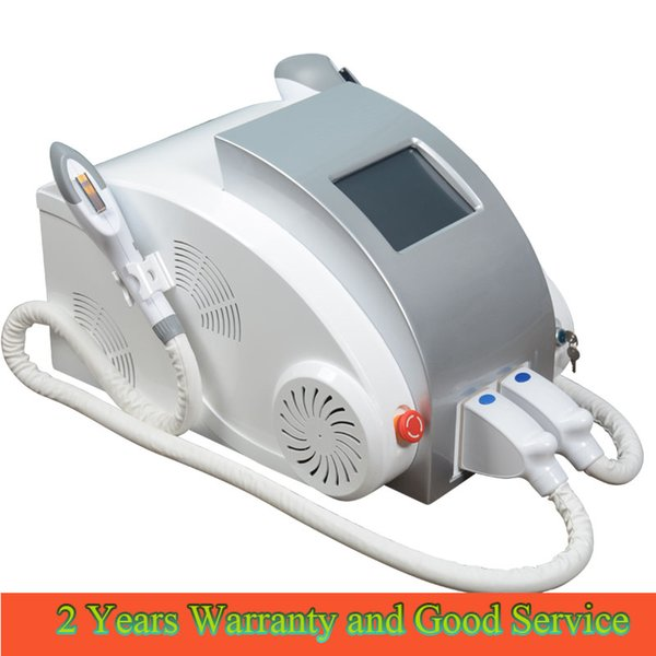 UK imported lamp ipl e-light vascular removal machine opt shr hair removal machine laser pigmentation removal machine