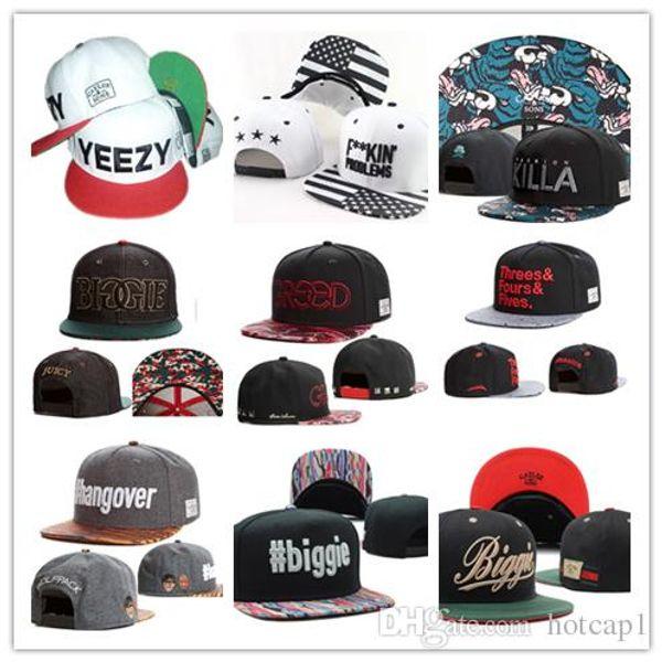 Boa Moda Hot Cayler e Filhos snapback chapéus Hip Hop snapbacks moda nova chapéus ajustáveis para homens ou mulheres ordem da mistura frete grátis