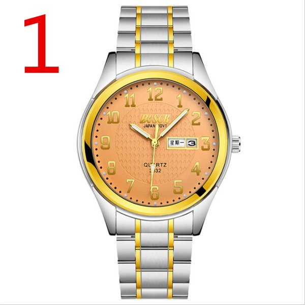 Montre à quartz pour sports de plein air pour hommes, mode casual 38