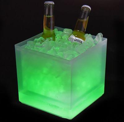 led verde colore