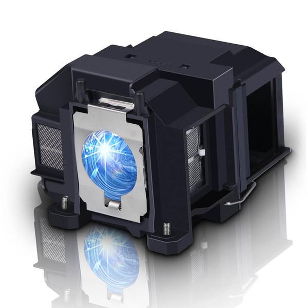 Lámpara de proyector con carcasa ELPLP67 V13H010L67 para EPSON EB-C30X EB-S01 EX3210 EX3212 H428B H433A EB-SXW11 EB-W110 EB-X11H EH-TW510 H432A
