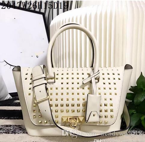 Luxus Echtes Leder Kleidungsstil Handtaschen für Frauen Hochwertige Hartleder Plaid Mini Flap Umhängetaschen