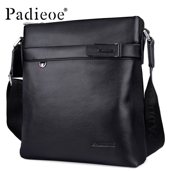 New High Quality Men's Shoulder Bag Genuine Cow Leather School Casual Business Top Sale designer handbags tote for women with brand vintage