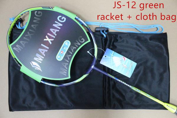 JS12 green cloth bag