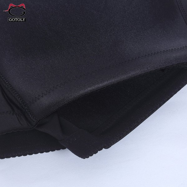 All'ingrosso-Plus Size Butt Lift imbottito Hip Shapewear Enhancer Butt Lifter con mutandine di controllo della pancia Booty Slimmer Body Shaper Pelvis Slip