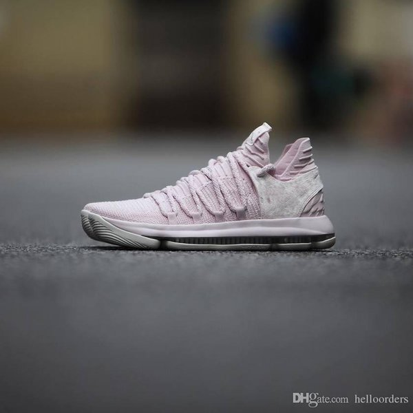 Whosale Cheap Kevin Durant 10 Basketball Man Shoe EP All Star City BHM Aunt Pearl Buy Fashion Sport Sneaker Free Shipping.