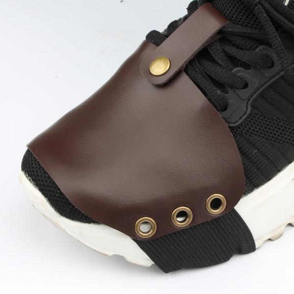 Motocicleta Sapatos de protecção Motorcycle Gear Shifter sapatos Botas Protector Motorbike Bota tampa do equipamento de proteção Deslocamento ajustável