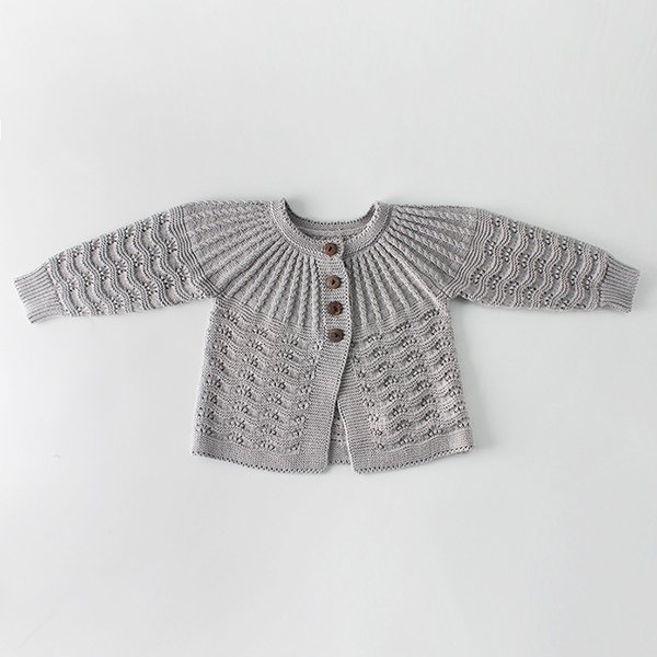 D gray coat