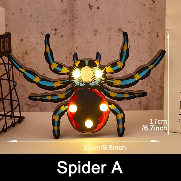 örümcek A