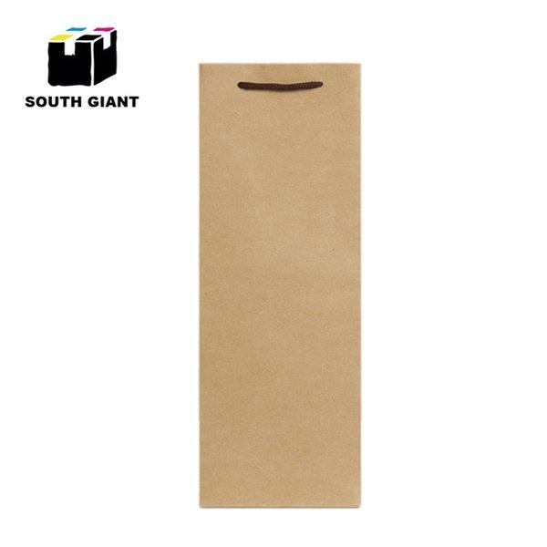 Colore: marrone Dimensioni borsa regalo: 10 pezzi