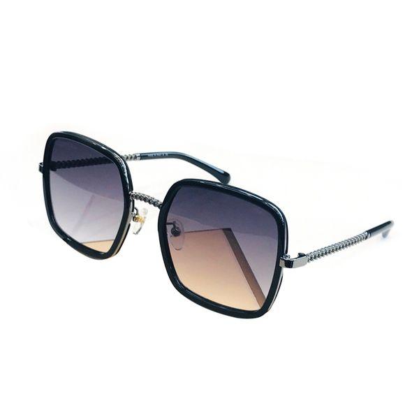 Compre Gafas De Sol Cuadradas Vintage Mujer 2019 Marco De Acetato Lente Transparente Gafas De Sol Dama Retro Gafas De Sol Mujer Océano Gafas 2188S A