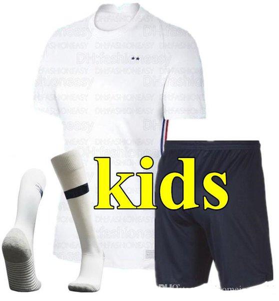 20/21 away kids(blue shorts)