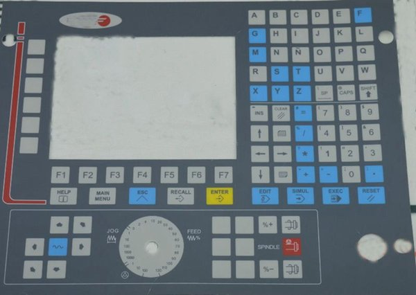 1 PC New FAGOR 8025T Membrane Keypad