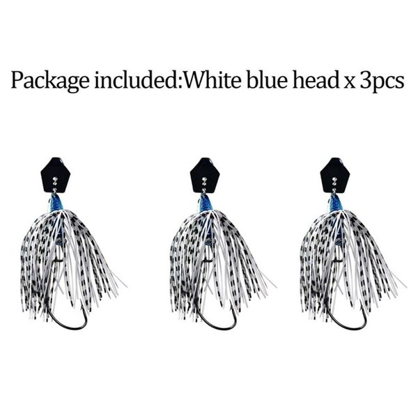 3 pieces bluehead