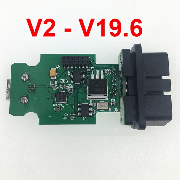 OBD COM Can USB interface Cable V17.8 V2 18.9 19.6.1 OBDII 16pin HEX for vw seat German/Danish/Dutch Multi-Language