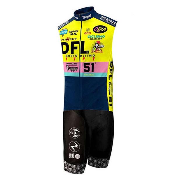 2019 Tour Morvelo Велоспорт Одежда Спортивный костюм Трикотажные изделия Велосипед без рукавов Спортивная форма Ciclismo Road Bicycle Clot