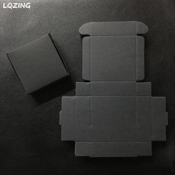 Siyah 7.5x7.5x3cm