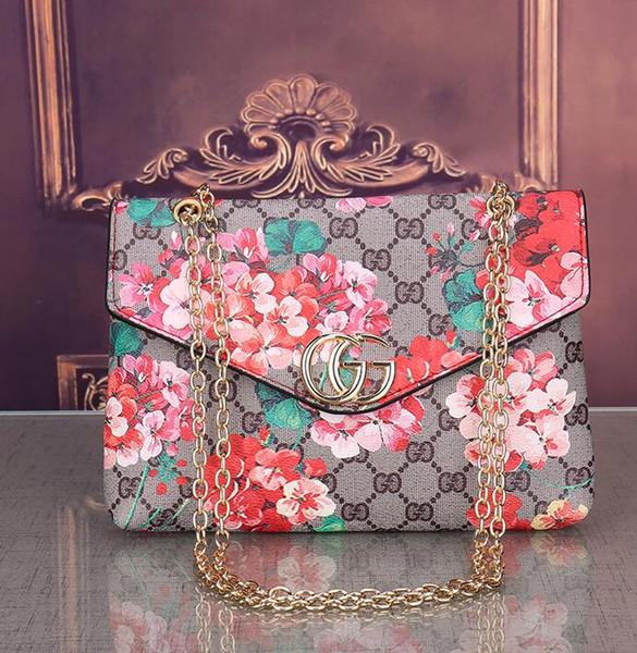 2019T8Design Women's Handbag Ladies Totes Clutch Bag High Quality Classic Shoulder Bags Fashion Leather Hand Bags Mixed order handbag B007