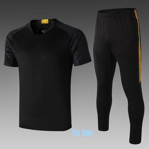 2019 2020 Polo adultos LAUTARO SKRINIAR POLITANO camisetas de fútbol de los hombres Perisic Nainggolan PSG maillot de pie survetement fútbol Guom