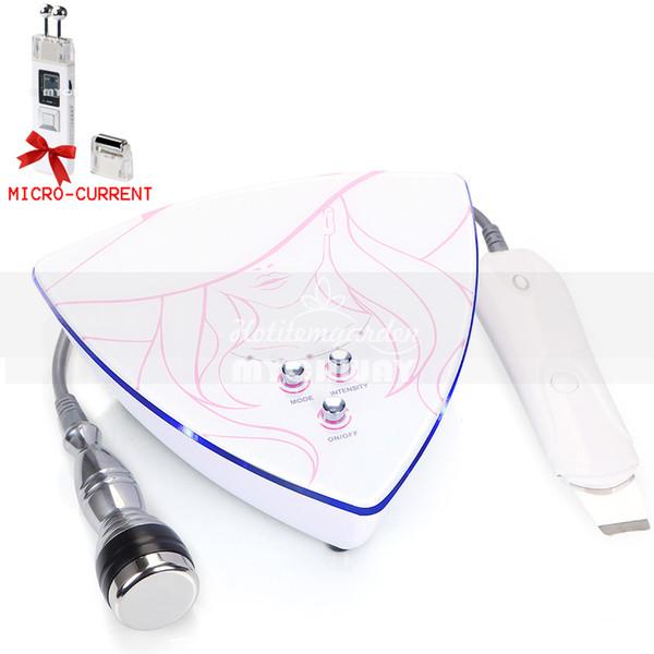 HEIßER Beauty Star Ultraschall Face Ceaning Haut Wäscher Gesichtsmassage Maschine Reinigen Facelift Wäscher für die Hautreinigung