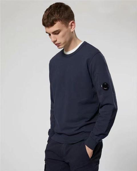 One glasses CP COMPANY sweatshirts casual men CP hoodies outdoor jogging tops women sweatshirts top quality size M-XXL