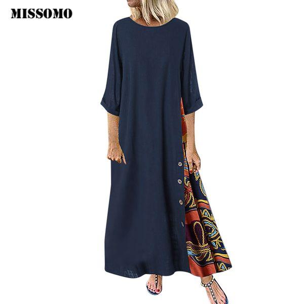 100/% Algodón Largo Boho Maxi Vestido sin mangas de fiesta de noche talla 14 16 18 20 22 24