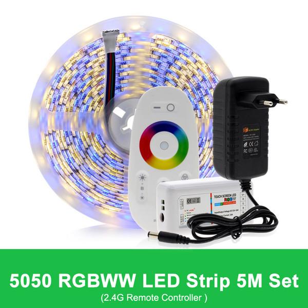 RGBWW 2.4G касания