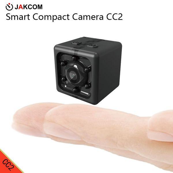 JAKCOM CC2 Compact Camera Vente chaude dans Sports Action Caméras vidéo comme voiture mini caméscope lins pour lunettes anti sac de vol