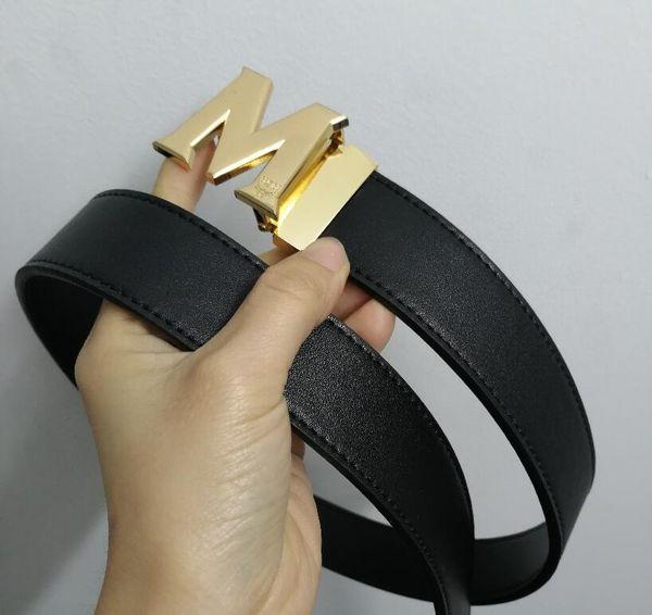 258ddb3f9 2019 Fashion F designer Printed leather Big Buckle belt casual belts for  Men Women Dress man