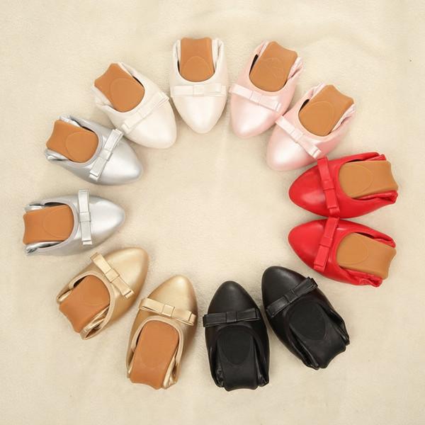 Moda Primavera e autunno Appartamenti per le donne Classiche scarpe a punta, le migliori scarpe da donna