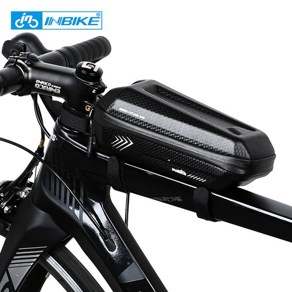 INBIKE Bicycle Bike Waterproof Tool Bag Carbon Portable Storage Bag Black US