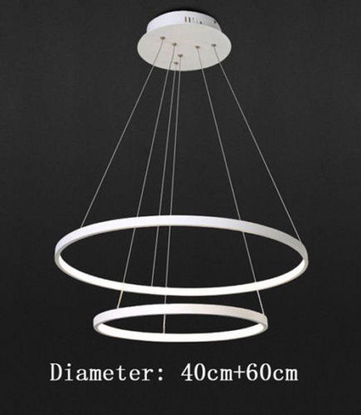 2 Anéis Diâmetro 40cm + 60cm