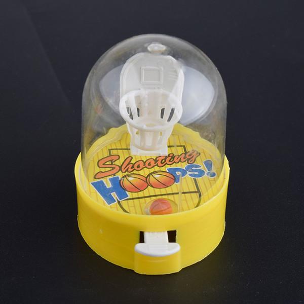 1* Developmental Basketball Machine Anti-stress Player Handheld Children Toys
