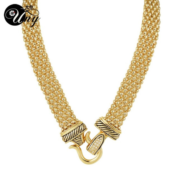 2020 Wholesale Necklace Designer Inspired Necklaces Magnetic Claps Popcorn Chain Pave Rhinestone Necklaces Antique Jewelry Necklace Gifts From Zehanjewelry 26 04 Dhgate Com