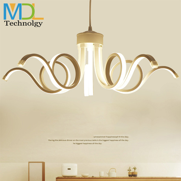 Suspensión Lámpara LED Colgantes Para Compre Colgante Salón Luminaria Moderno AC110 Interior Cocina Luces Comedor 240V Accesorio Pizca Remoto A mN8n0w