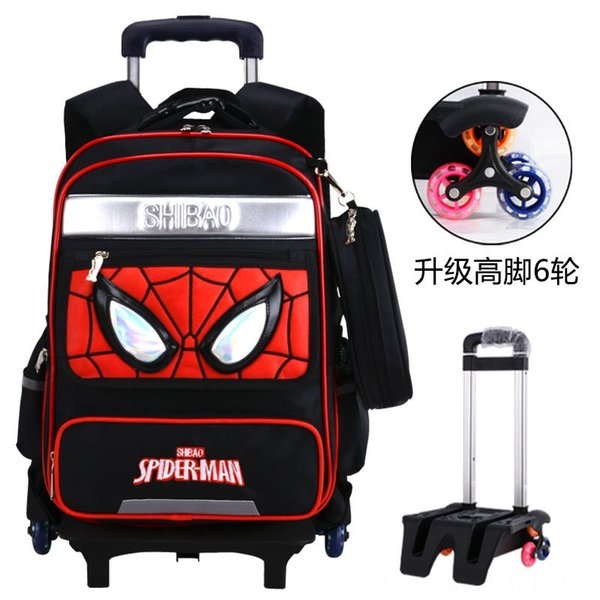 Red 8865 # Spider-man 6 turni di alto Fe