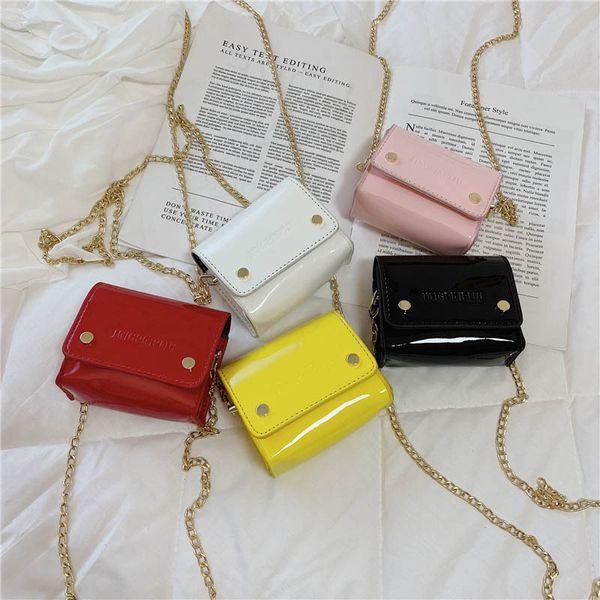 2019 new Fashion Girls Bags Pu leather kids designer bag kids mini backpack baby girl purse kids Shoulder Bags girls Messenger Bag A4351