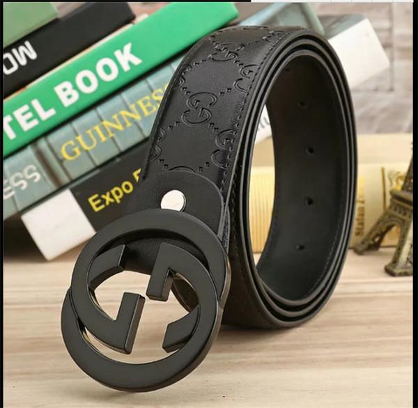 2019 de igner bu ine belt imported fa hion men 039 belt, Black;brown