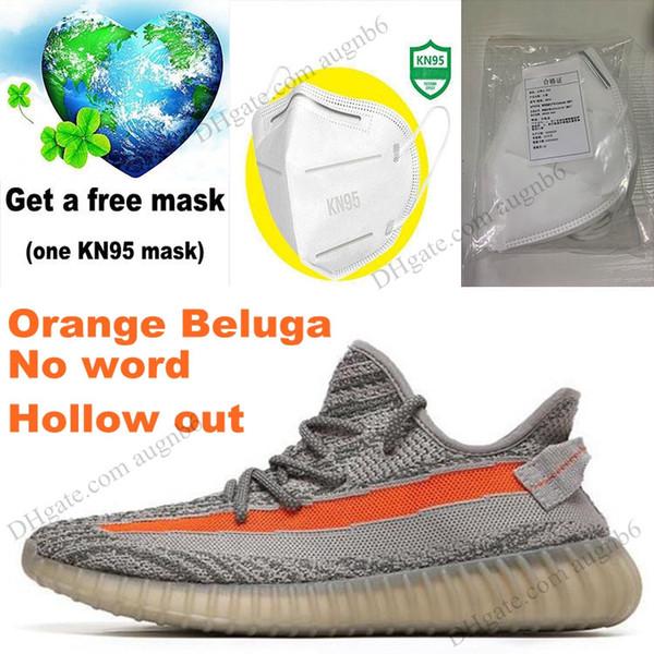 40 orange Beluga