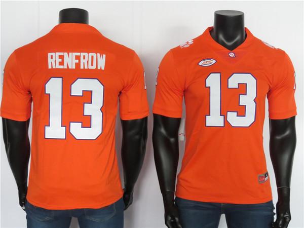 Оранжевый Renfrow 13.