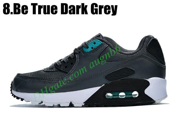 8.Be verdadera Gris oscuro