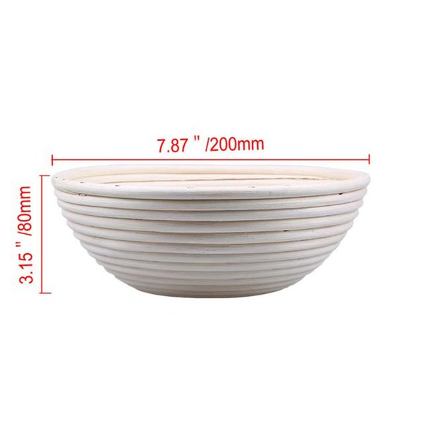 Rond / 200x80mm