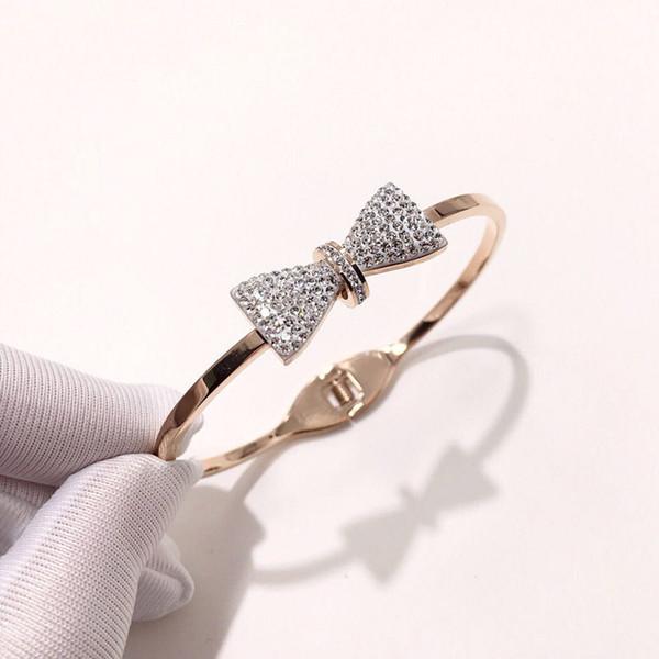 bracelet femme noeud papillon